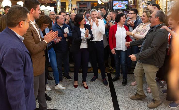Celebración del PSOE riojano