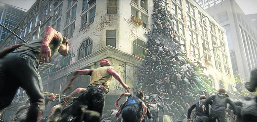 World War Z: Zombies para matar con amigos