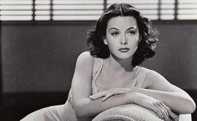 Hedy Lamarr: la belleza de la mente