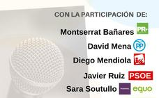 Debate a cinco entre candidatos a la alcaldía de Santo Domingo
