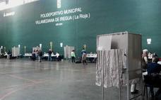 Mesas electorales de Villamediana para el 26M