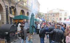 El mercado de artesanía, la capea nocturna y los encierros de toros protagonizan las fiestas de Primavera de Alfaro