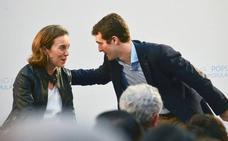 Cuca Gamarra coordinará la campaña de las municipales y autonómicas del PP