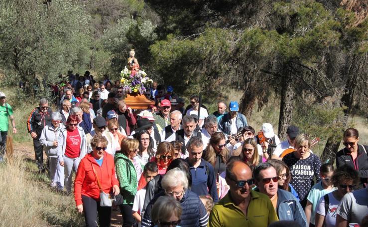 Arnedo celebra la secular Romería de San Marcos y la Virgen de Hontanar