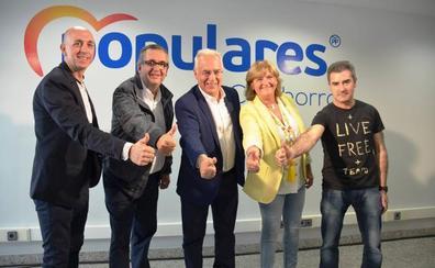 El PP de Calahorra estrena sede y presenta su lista