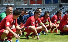 El Calahorra enlaza dos partidos sin encajar gol por primera vez en la temporada