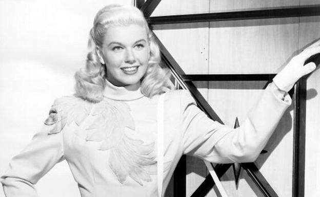 Doris Day, en 'Romance en alta mar'./