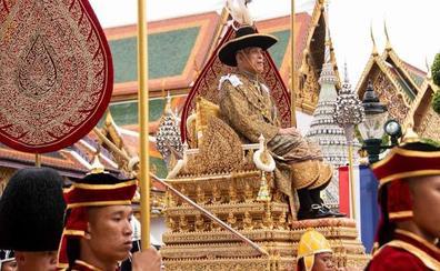 La corona tailandesa ya tiene dueño