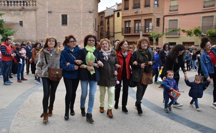 Aldeanueva de Ebro comienza las fiestas de la Juventud