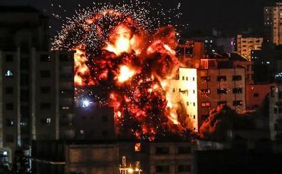 Nueva escalada de violencia en Gaza