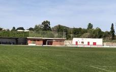 Lardero licita las obras de reforma de los vestuarios del campo de fútbol