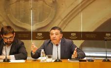 Cuevas: «El PP ha sido absolutamente transparente»
