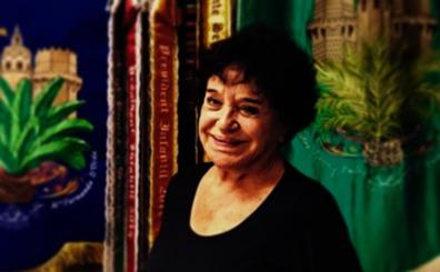 La actriz de teatro y televisión María Fernanda D'Ocón abre hoy el ciclo 'Referentes' de la UR
