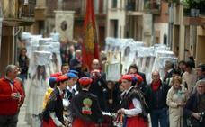 La cofradía del Santo rendirá un homenaje el jueves a los gaiteros y danzadores locales