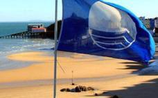 ¿Dónde están las playas con bandera azul más cercanas a La Rioja?