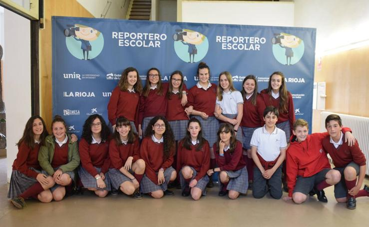 Reportero escolar: la gala (I)