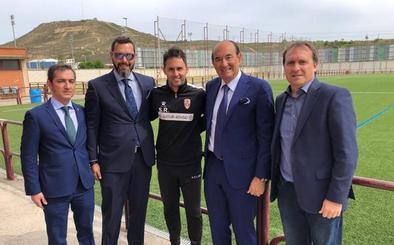 Félix Revuelta felicita a la plantilla de la UDL por su clasificación para el 'play off'