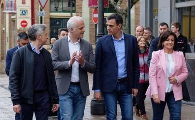 Pedro Sánchez visitará Logroño este sábado