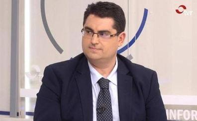 El candidato de Torrecilla en Cameros, en TVR