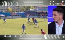 Txomin Barcina sobre la salvación: «En el entrenamiento no se habló de ello, solo de intentar entrar en la Copa»