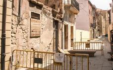 La ruina trastoca a los calceatenses