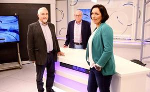 Los candidatos de Alfaro, en TVR