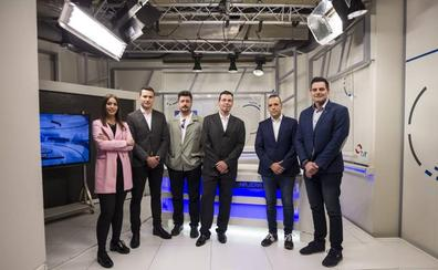 Los candidatos de Nájera, en TVR