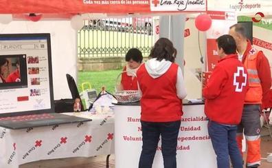 La Cruz Roja abre sus puertas en su día mundial