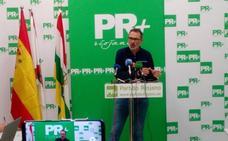 Antoñanzas (PR+) aspira a ser decisivo en el futuro Gobierno logroñés