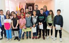 Pleno infantil en el Ayuntamiento de Villamediana