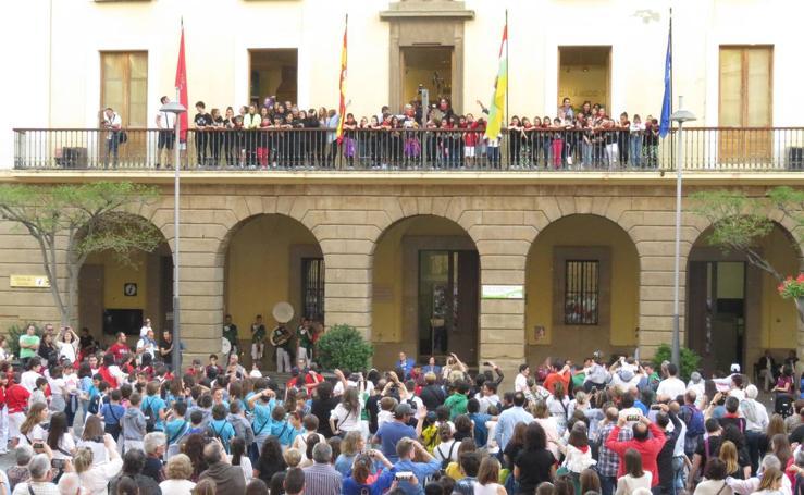 Arrancan las Fiestas de la Primavera en Alfaro
