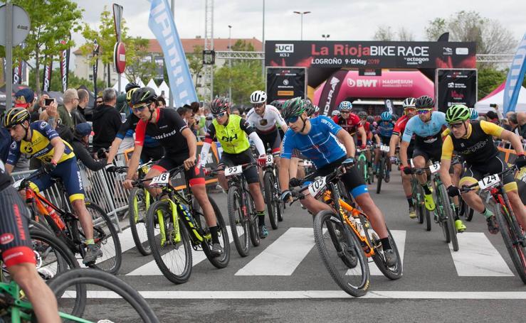 Segunda etapa de La Rioja Bike Race (I)