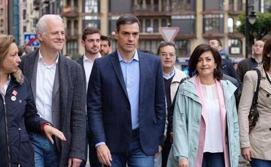El PSOE riojano suspende el mitin de Sánchez y todos sus actos