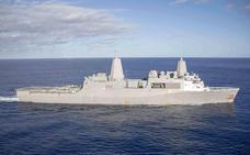 EEUU envía un buque de guerra y una batería de misiles a Oriente Próximo