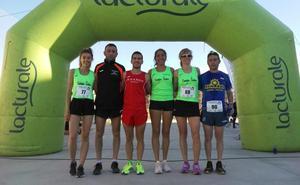 Rioja y Arrúa ganan la carrera 'Running por África'