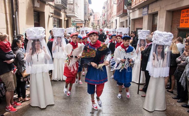 Procesión del Pan del Santo y del Peregrino de Santo Domingo
