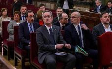 Los imputados del procés se enzarzan en un fuego cruzado en el Supremo