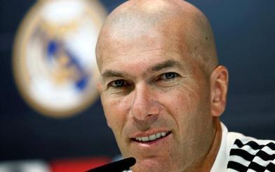 Zidane: «No se puede decir que no haya dado oportunidades a Llorente»