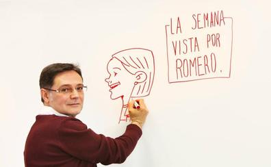 La semana vista por Romero