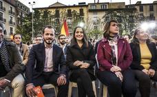 Inés Arrimadas llega a Logroño el martes