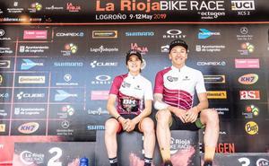 Vlad Dascalu y Rocío García, reyes de La Rioja Bike Race