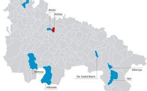 Nueve localidades riojanas, abonadas a un mismo partido
