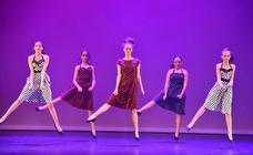 9ª Gala del ballet joven de Rocío Martinez de Quel en el teatro Ideal de Calahorra
