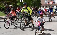 XVI Marcha cicloturista de la AECC de Calahorra