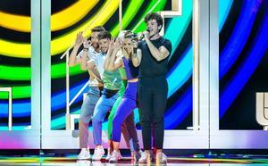 Miki cierra sus primeros ensayos en Eurovisión 2019 con «emoción y satisfacción»