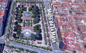 Un hombre de 71 sufre el atropello de una moto en Logroño