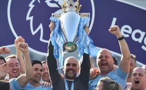 El Manchester City se enfrenta a la posible exclusión de la Champions