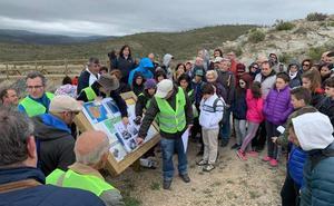 El Geolodía de La Rioja se celebró en Cornago