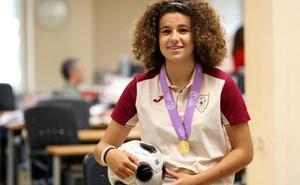 La selección española Sub'17 femenina busca hoy una plaza en la final del Europeo