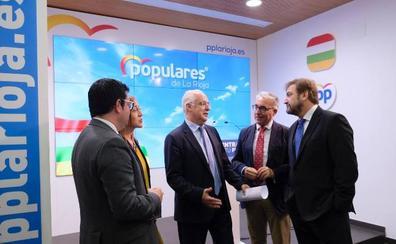 Ceniceros quiere que La Rioja sea la región donde «más fácil sea montar una empresa»